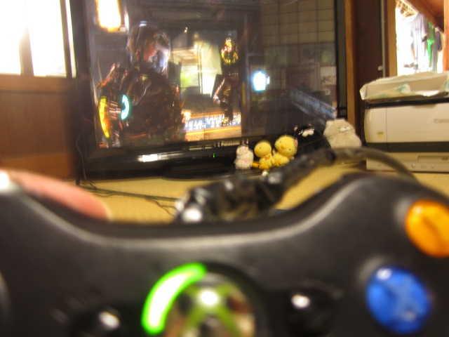 Minecrafterししゃもの中の人が断線して壊れたXboxコントローラーを気合で直す14