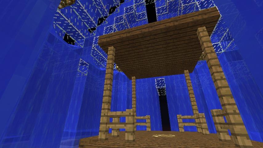 Minecrafterししゃもがマインクラフトでぷっこ村にトラップタワーを建設する2