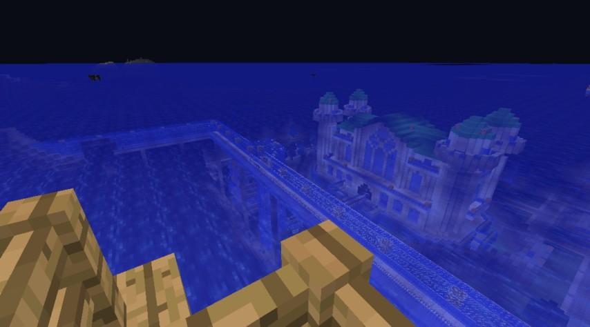 Minecrafterししゃもがマインクラフトでぷっこ村に酒場を建設する8