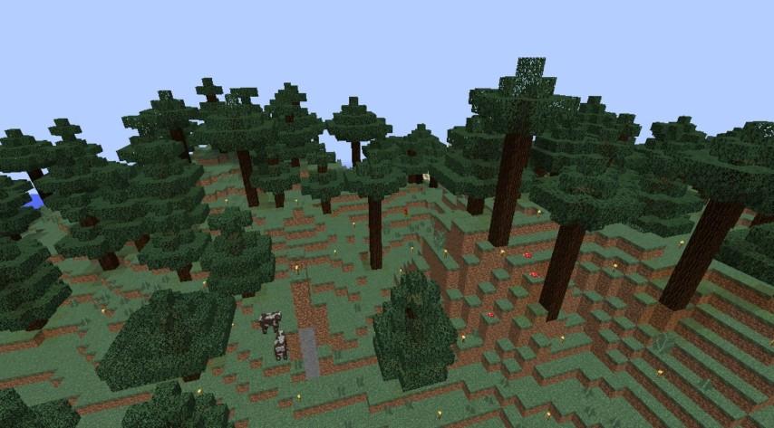 Minecrafterししゃもが、マインクラフトで旧リンガー邸をぷっこ村仕様でアレンジ再現する1