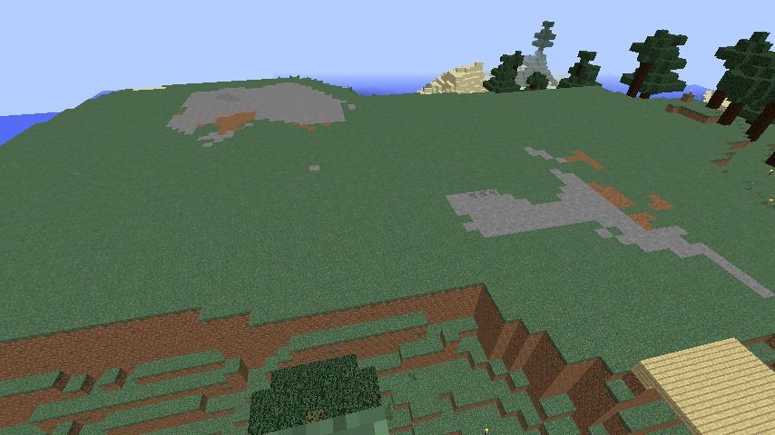 Minecrafterししゃもが、マインクラフトで旧リンガー邸をぷっこ村仕様でアレンジ再現する2