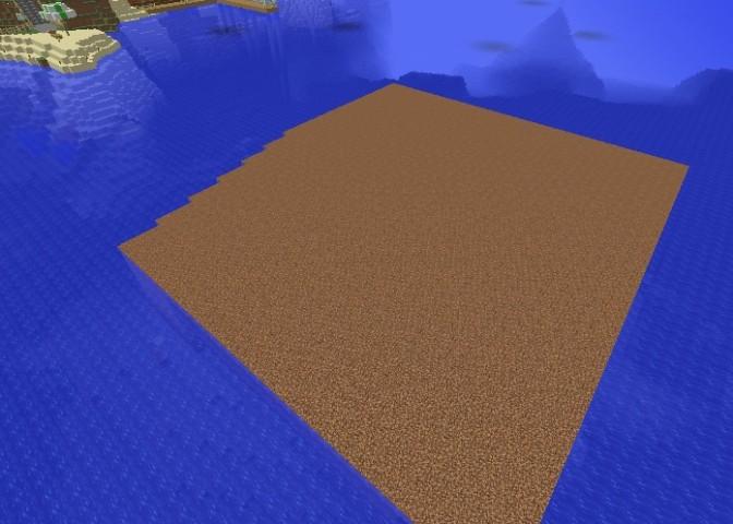 Minecrafterししゃもがマインクラフトでぷっこ村の公開の安全を願って灯台を建てる4