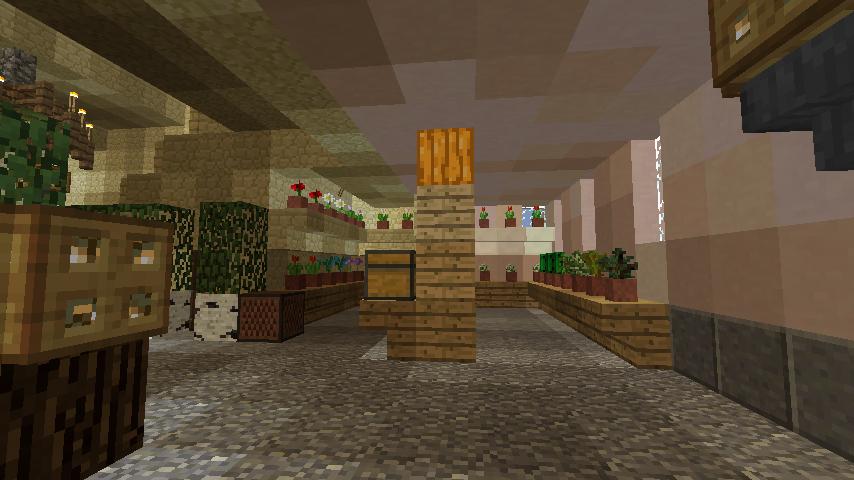 Minecrafterししゃもがマインクラフトでぷっこ村の公開の安全を願って灯台を建てる14