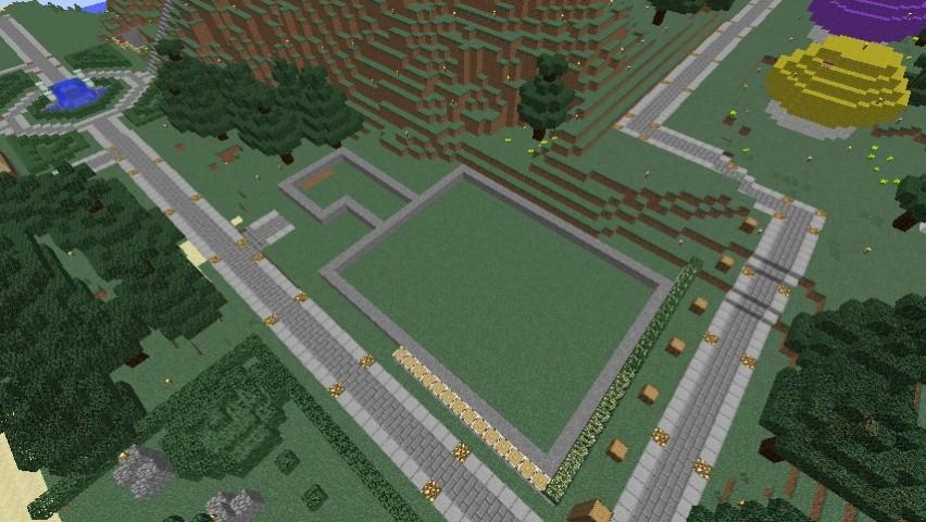 Minecrafterししゃもがマインクラフトでぷっこ村にグラバー園にある旧自由邸をぷっこ村仕様でアレンジ再現する2