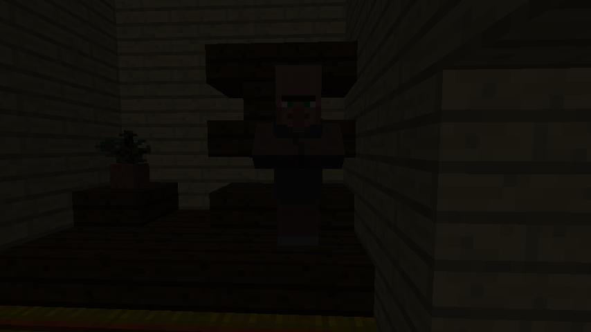 Minecrafterししゃもがマインクラフトでぷっこ村に古我邸旧荘清次郎別荘を再現し茶番を演じる10