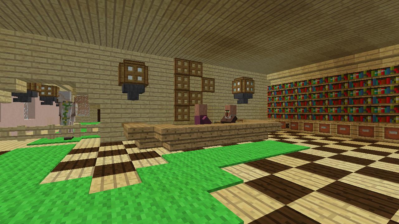 Minecrafterししゃもがマンクラフトでぷっこ村に放送局を建設して紹介する3