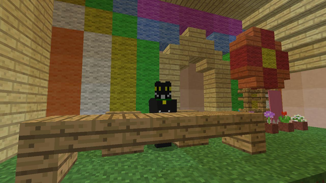 Minecrafterししゃもがマンクラフトでぷっこ村に放送局を建設して紹介する10