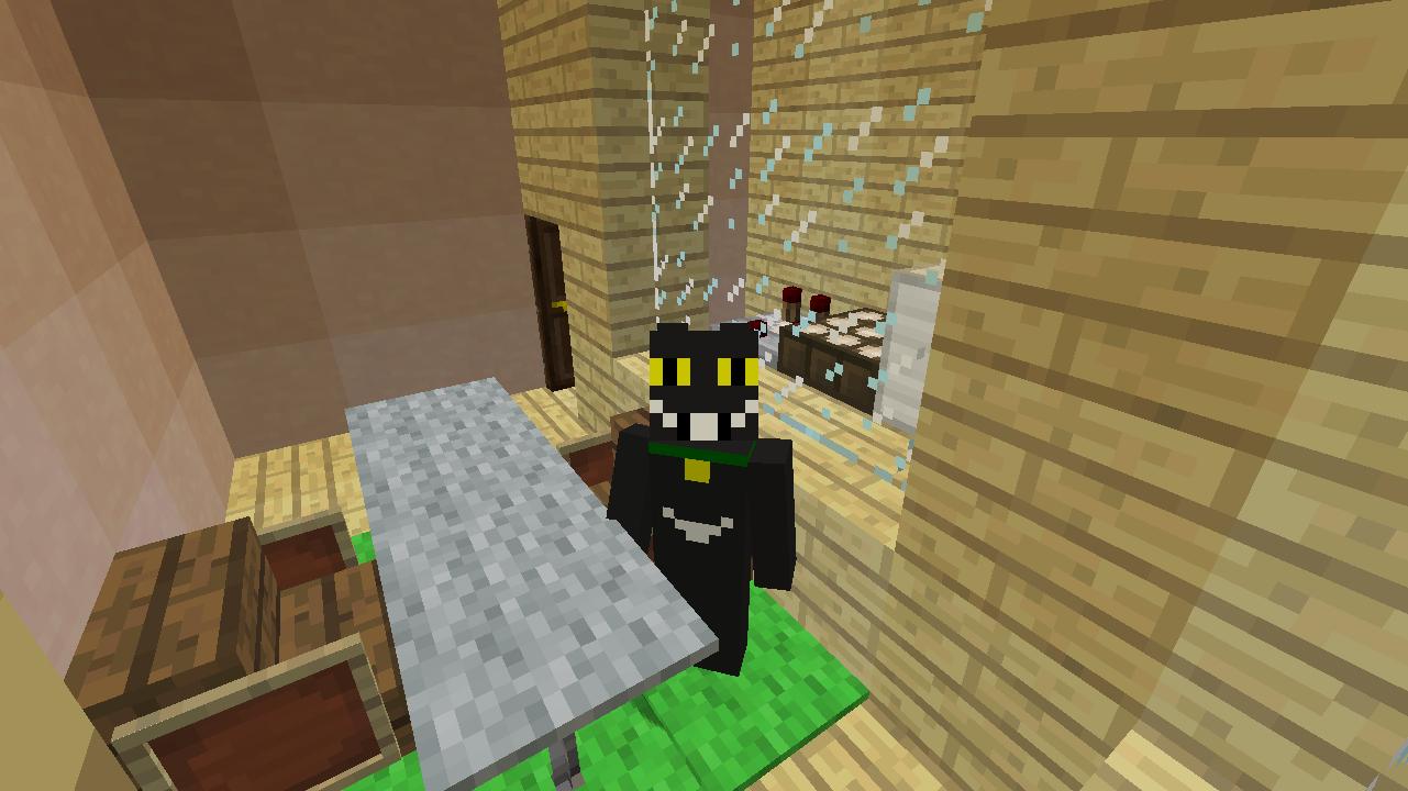 Minecrafterししゃもがマンクラフトでぷっこ村に放送局を建設して紹介する12