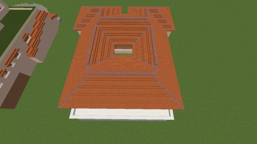 Minecrafterししゃもがマインクラフトでぷっこ村に山手234番館を再現してアパートとして貸し出す3
