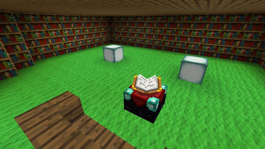Minecrafterししゃもがマインクラフトでぷっこ村にログハウス風の別荘を建築して紹介する16