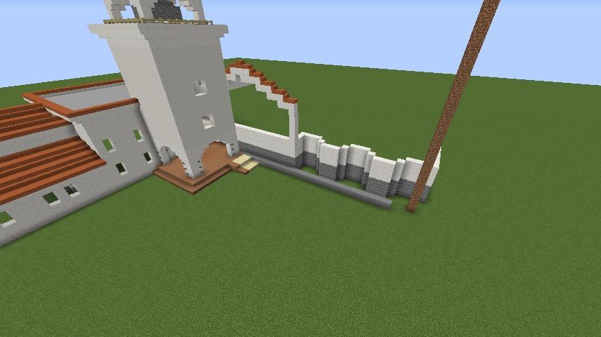 Minecrafterししゃもがマインクラフトでぷっこ村に綾ワイナリーをモデルにした金曜日のオレ工場を建設する4