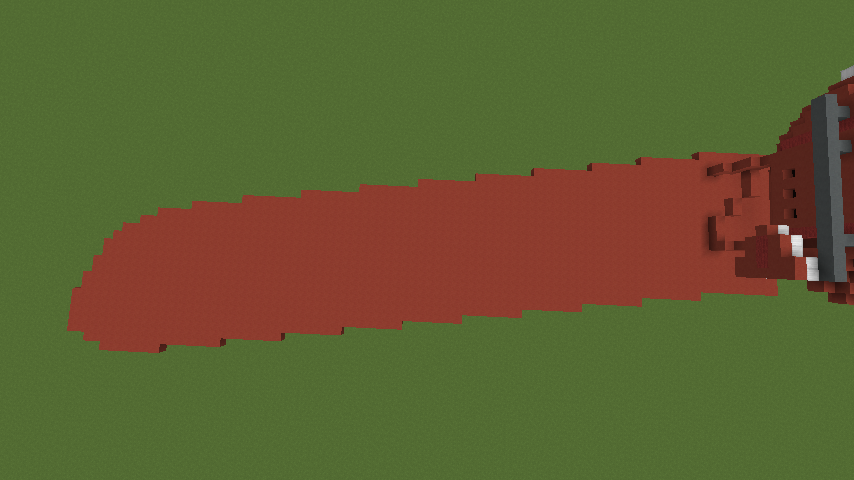 Minecrafterししゃもがマインクラフトでぷっこ村にジブリ作品の紅の豚に出る飛行機サボイアS.21試作戦闘飛行艇を作る3