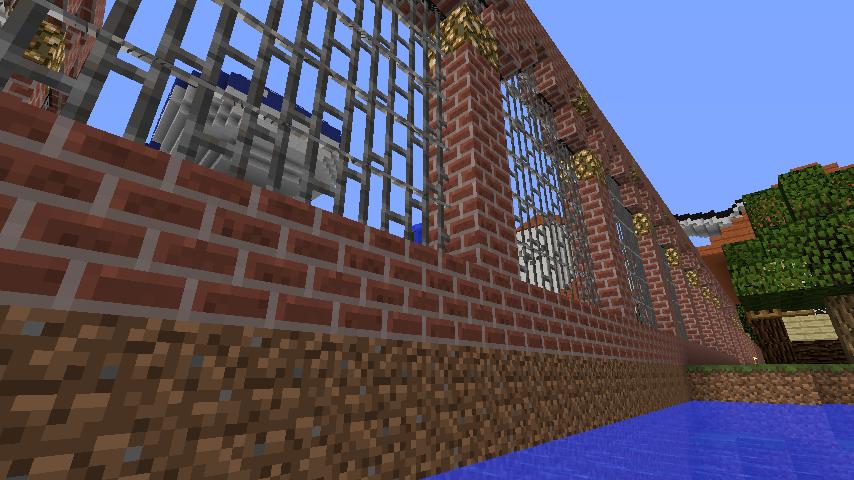 Minecrafterししゃもがマインクラフトでぷっこ村の水源を訪ねるツアーを開催する3