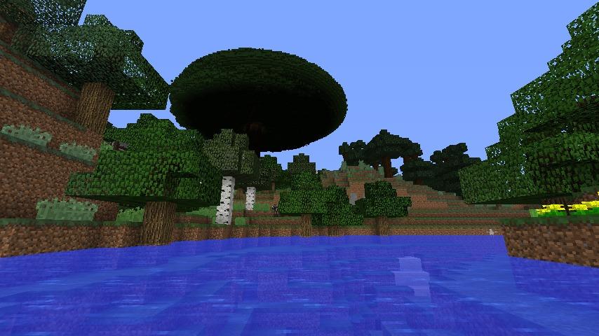 Minecrafterししゃもがマインクラフトでぷっこ村の水源を訪ねるツアーを開催する6