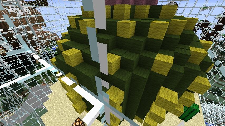 Minecrafterししゃもがマインクラフトでぷっこ村の水源を訪ねるツアーを開催する19