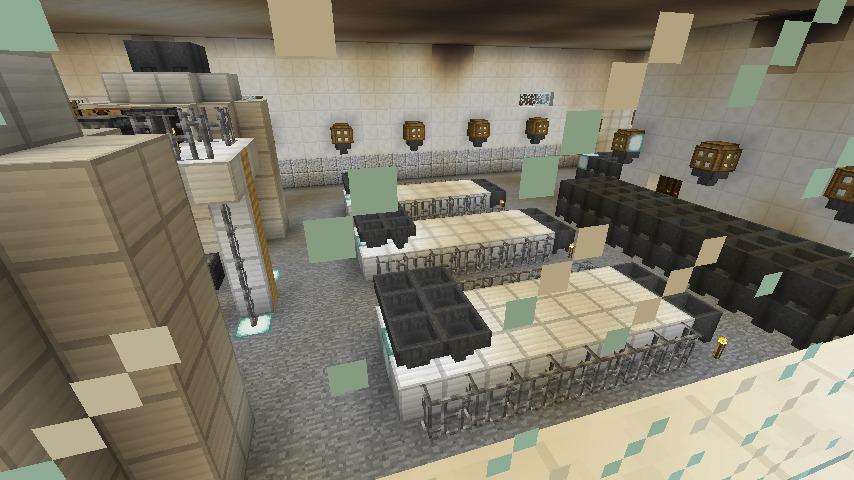 Minecrafterししゃもと巡る金曜日のオレ工場見学ツアー12