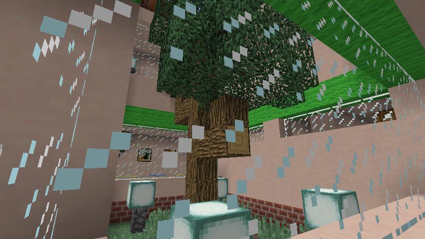 Minecrafterししゃもがマインクラフトでぷっこ村に山手234番館を再現してアパートとして貸し出す14