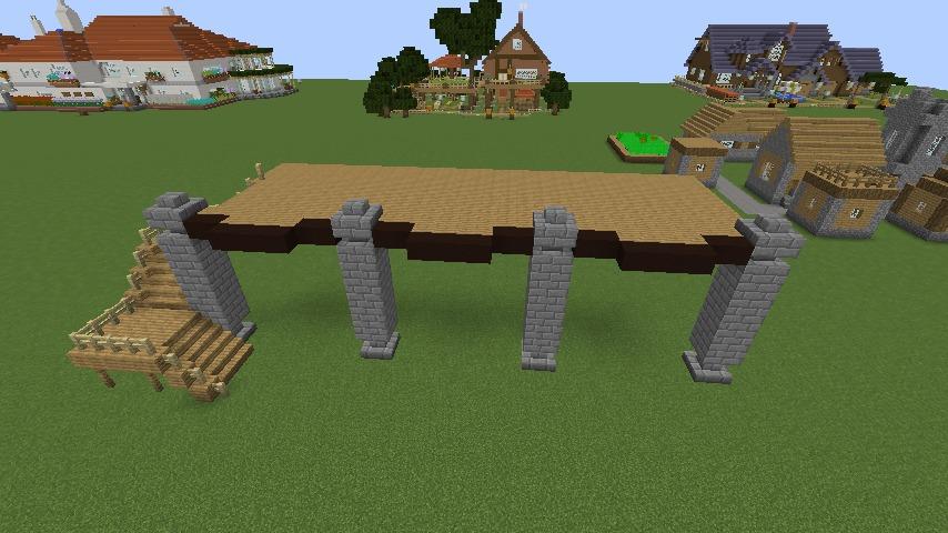 Minecrafterししゃもがマインクラフトでぷっこ村に移住希望者受け入れのためのログハウス5号を建設する1