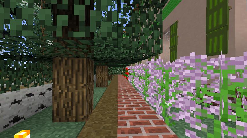 Minecrafterししゃもがマインクラフトでぷっこ村に山手234番館を再現してアパートとして貸し出す8