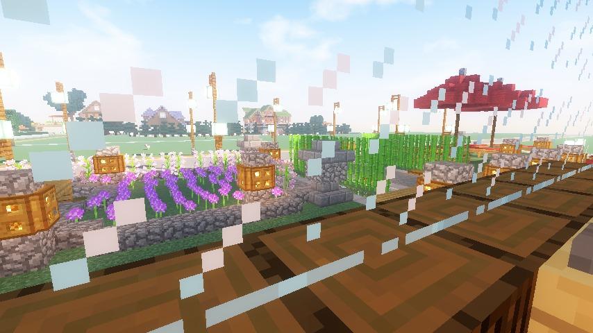 Minecrafterししゃもがマインクラフトで和風建築をして造り酒屋にする10