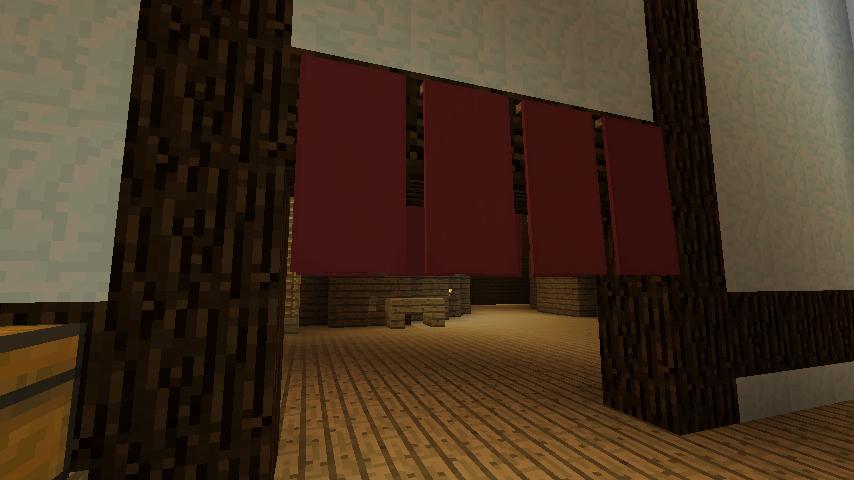 Minecrafterししゃもがマインクラフトで和風建築をして造り酒屋にする12