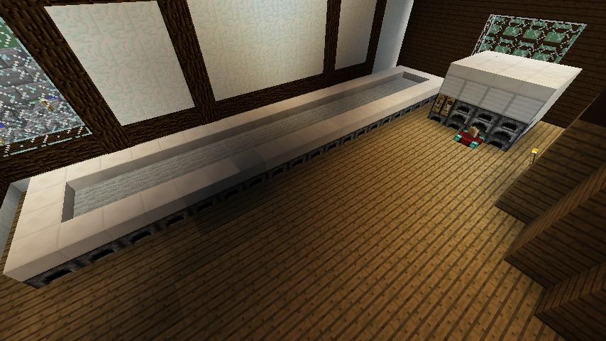 Minecrafterししゃもがマインクラフトで和風建築をして造り酒屋にする15