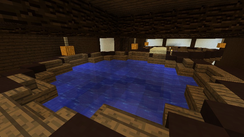 Minecrafterししゃもがマインクラフトで和風建築をして造り酒屋にする14