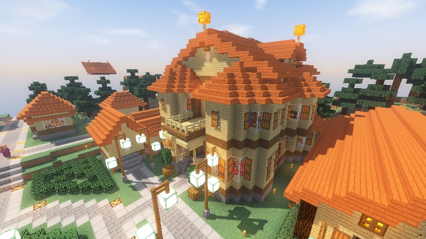 Minecrafterししゃもがマインクラフトで使える便利なツールを紹介する3