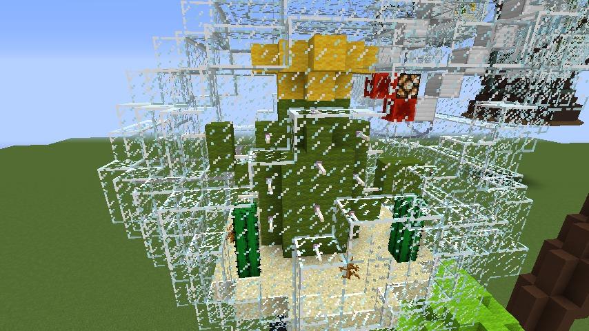 Minecrafterししゃもがマインクラフトでぷっこ村にカエルの海難救助隊を結成する8