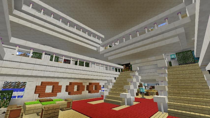 Minecrafterししゃもがマインクラフトでぷっこ村に作ったプチパールでナイトクルーズに出かけよう6