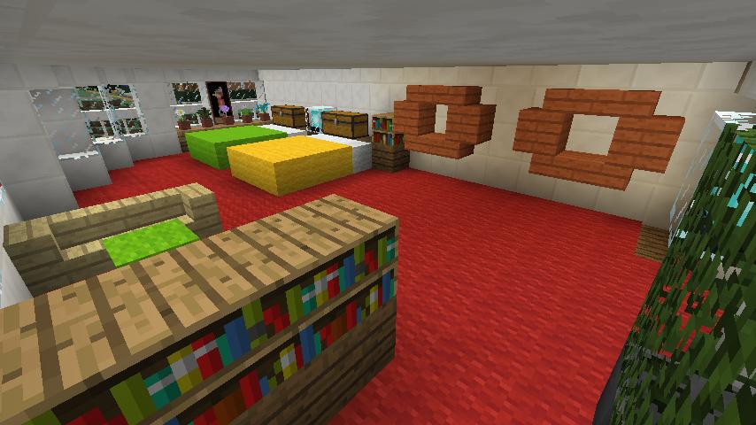 Minecrafterししゃもがマインクラフトでぷっこ村に作ったプチパールでナイトクルーズに出かけよう13