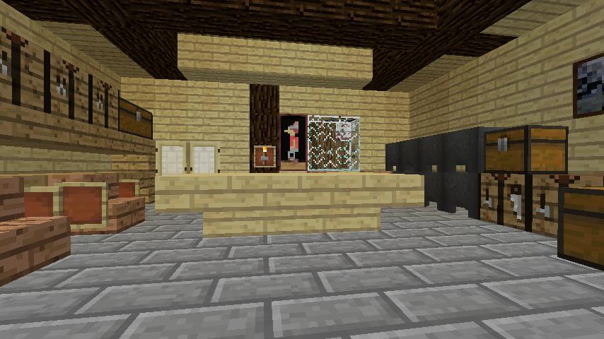 Minecrafterししゃもがマインクラフトでぷっこ村にブドウ園を作る8