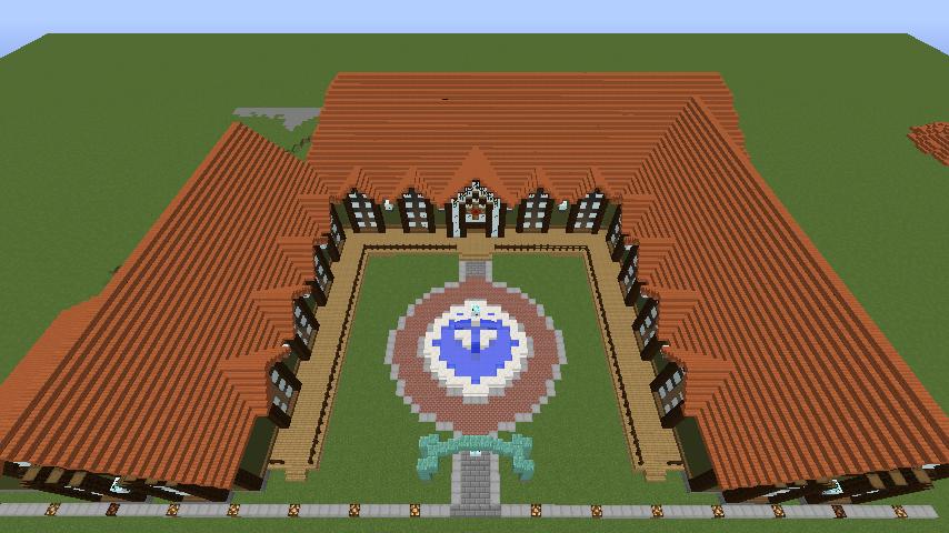 Minecrafterししゃもがマインクラフトでぷっこ村にワイナリーを建築する5