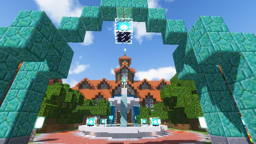 Minecrafterししゃもがマインクラフトでぷっこ村にワイナリーを建築する10