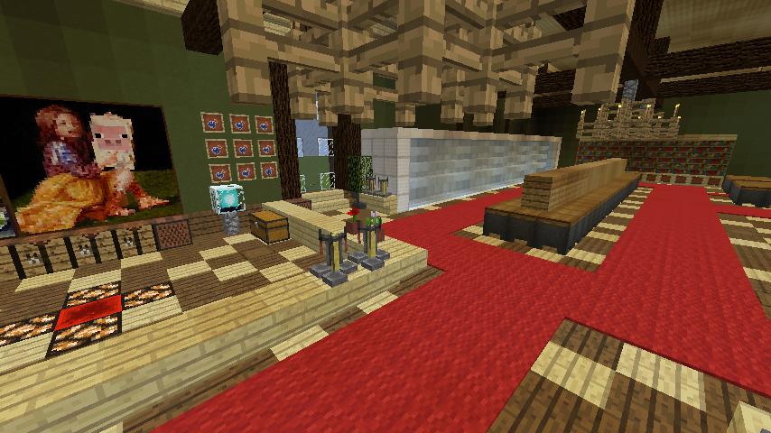 Minecrafterししゃもがマインクラフトでぷっこ村にワイナリーを建築する7