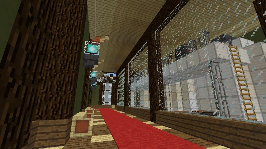 Minecrafterししゃもがマインクラフトでぷっこ村にワイナリーを建築する12