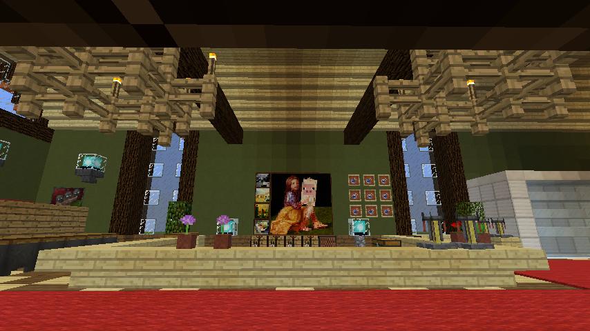 Minecrafterししゃもがマインクラフトでぷっこ村にワイナリーを建築する6