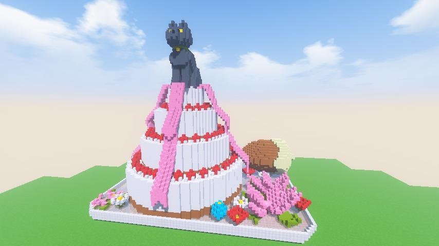 おめでとうケーキあげるよ