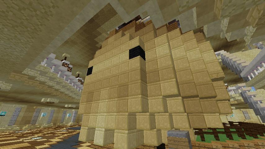 Minecrafterししゃもがマインクラフトでツチノコを発見する6