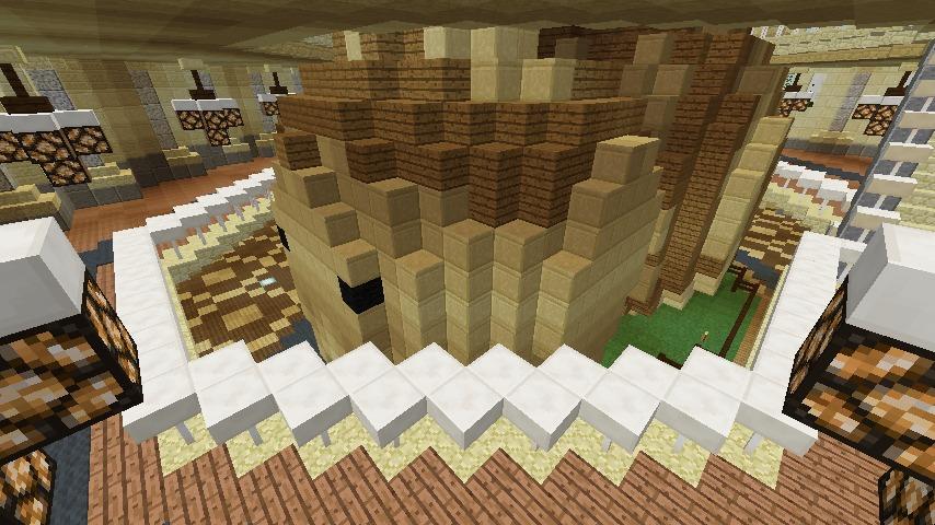 Minecrafterししゃもがマインクラフトでツチノコを発見する7