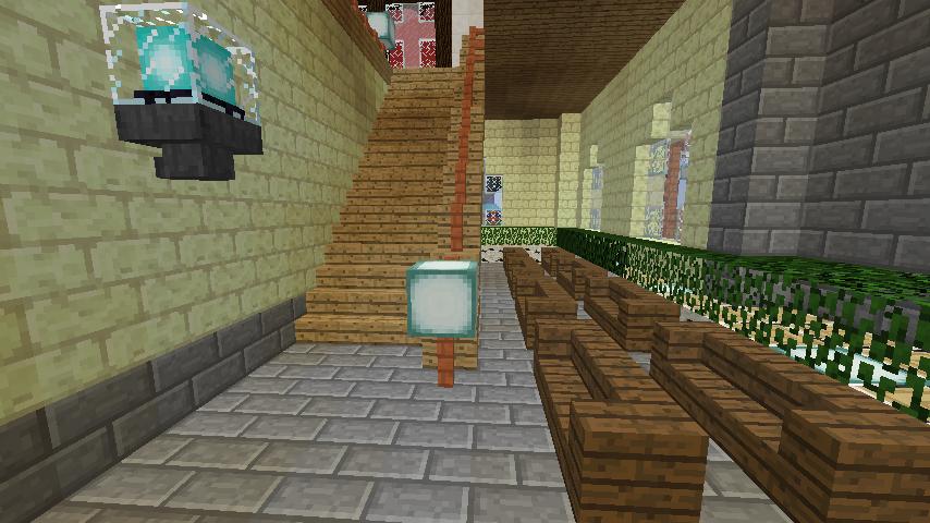 Minecrafterししゃもがマインクラフトで環状地下鉄ぷこの手線の3駅目を作る11