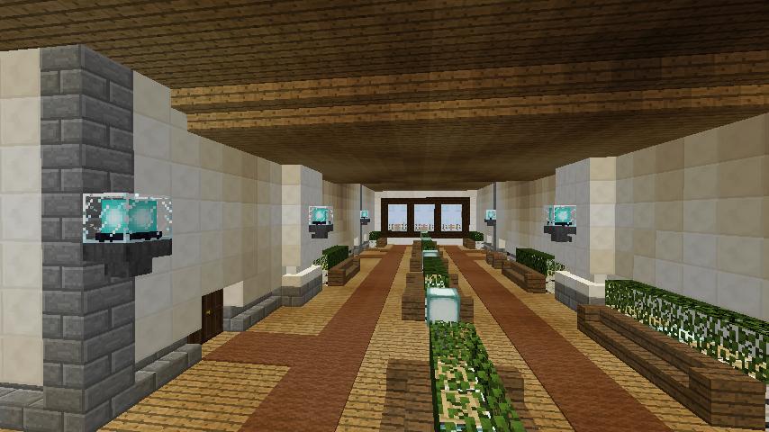 Minecrafterししゃもがマインクラフトで環状地下鉄ぷこの手線の3駅目を作る13