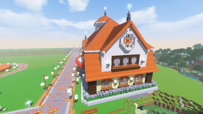 Minecrafterししゃもがマインクラフトで環状地下鉄ぷこの手線の3駅目を作る21