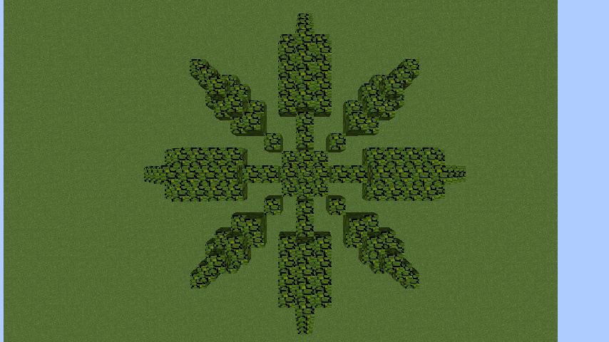 うきうきさんとにゃろりくんが簡単なのにリアルなヤシの木のつくり方を紹介する16