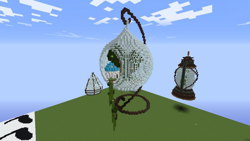 Minecrafterししゃもがマインクラフトでぷっこ村の浜辺を整備してみる4