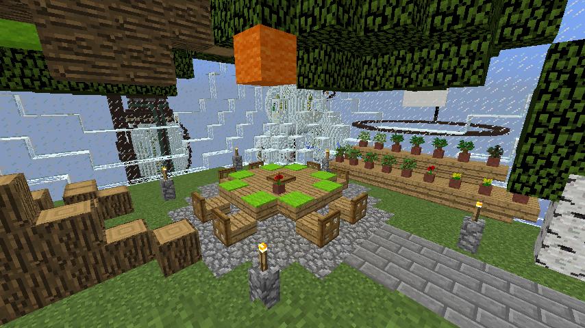 Minecrafterししゃもがマインクラフトでぷっこ村の浜辺を整備してみる7
