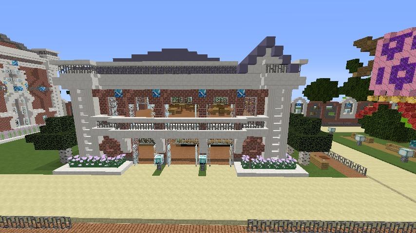 Minecrafterししゃもがマインクラフトでぷっこ村に浄水場を作る6