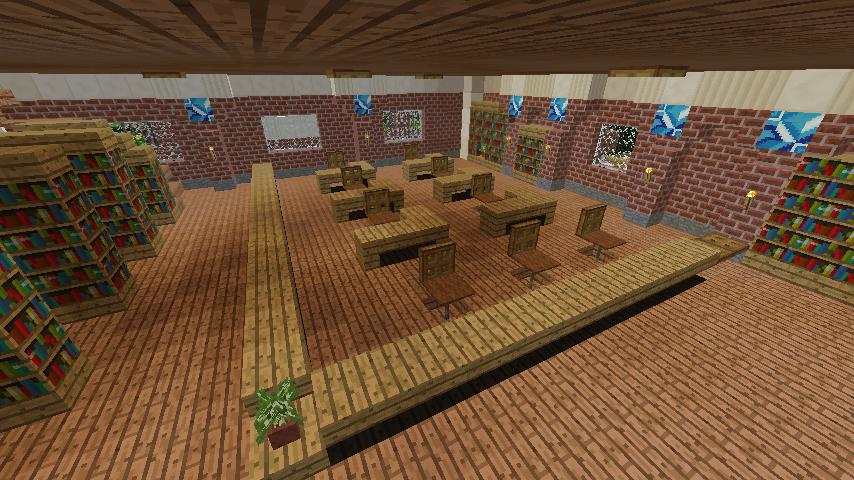 Minecrafterししゃもがマインクラフトでぷっこ村に浄水場を作る8