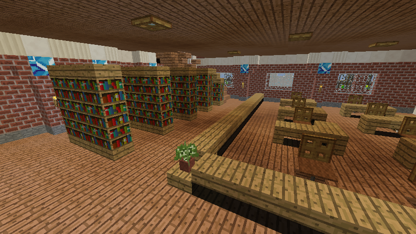 Minecrafterししゃもがマインクラフトでぷっこ村に浄水場を作る9