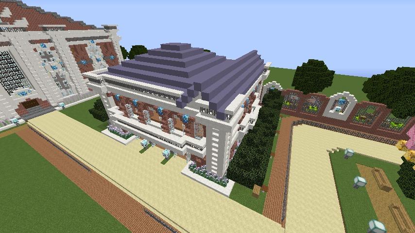 Minecrafterししゃもがマインクラフトでぷっこ村に浄水場を作る7